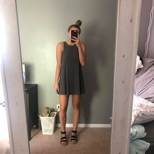 Brandy Melville Ribbed Dress